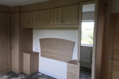 Fitted wardrobes by Cornwall Bedrooms