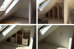Before and After - Attic Space