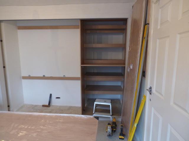 Fix wall battens level