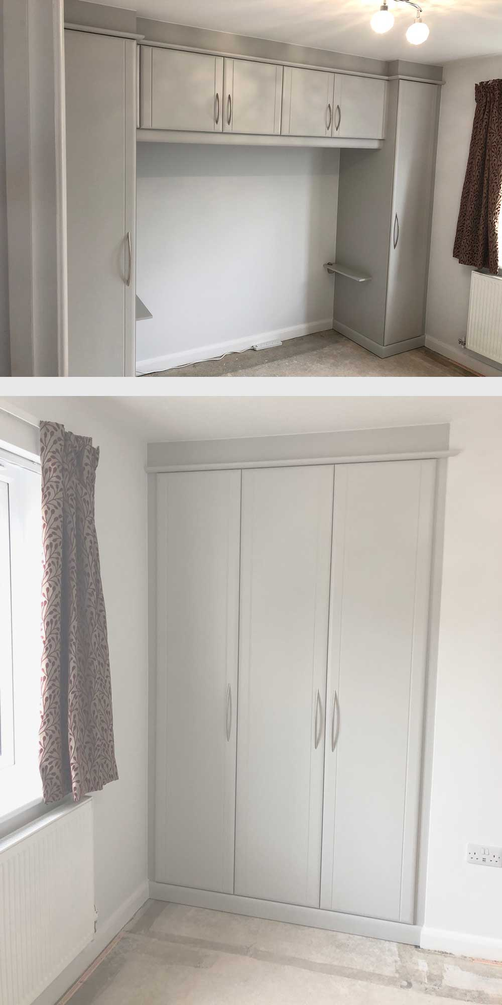 mr-bennets wardrobe doors